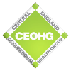 Logo of Central England Occupational Health Group - click to go to home page